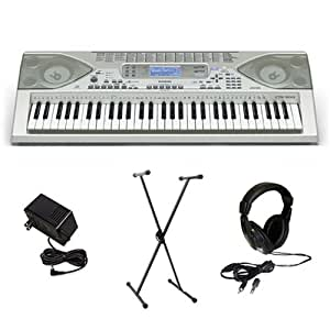 casio ctk900 electronic keyboard with premium accessories package musical instruments