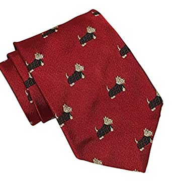 Polo by Ralph Lauren Red Dog Tie at Amazon Men's Clothing