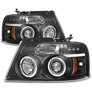 Amazon.com: Ford F-150 2004 2005 2006 2007 2008 LED Halo ...
