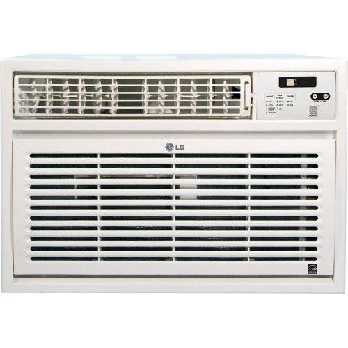 LG Energy Star 24,000 BTU Window-Mounted Air Conditioner with Remote Control (230 volts) - LW2412ER