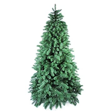 9ft (275cm) Noble Spruce Full PE Artificial Christmas Tree: Amazon ...