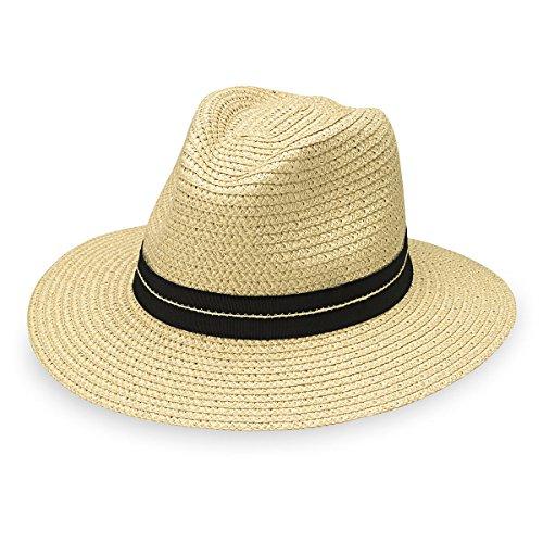 Wallaroo Hat Company Men's Blake (Large/XL, Ivory)