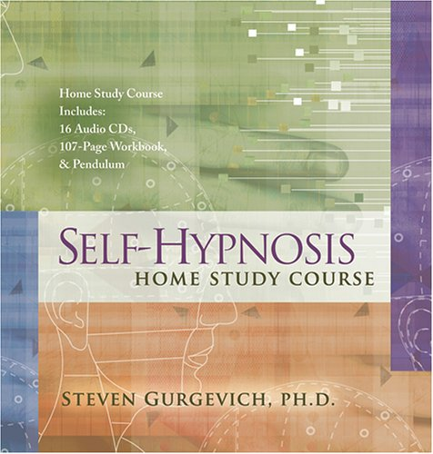 The Self-Hypnosis Home Study Course by Sounds True, Incorporated