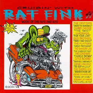 Price comparison product image Rat Fink