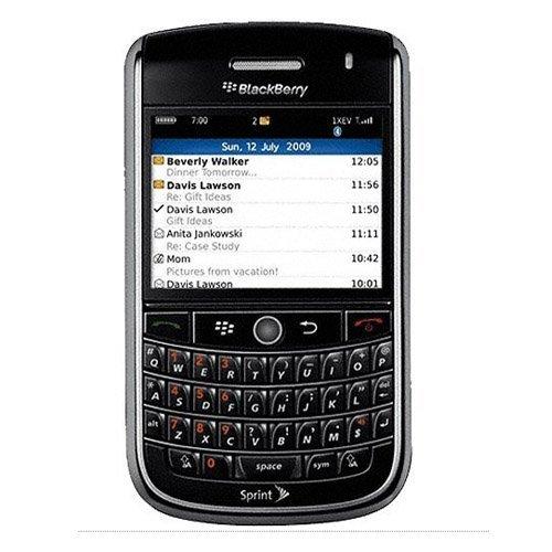 (BlackBerry Tour 9630 Sprint Cell Phone )