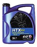 elf oil - Total 200532-3PK ELF HTX 830 0W30 Racing Engine Oil-5L(Pack of 3)