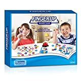 Gamie Finger Up Color Matching Game for Kids by Fun and Interactive Mind Card Game | Great Educational Learning Tool | Color Recognition Game | Cool Party Activity/ Educative Gift for Boys and Girls