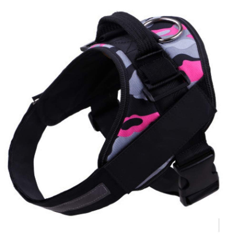 A X-Large A X-Large Ambiguity Vest Harness,Pet Explosion-Proof Punch Vest pet Chest Strap