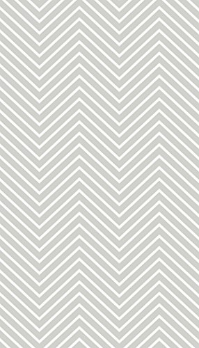 Ella Bella Photography Backdrop Paper, Chevron - Gray, 48