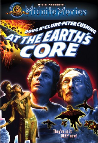 Amazon.com: At the Earth's Core: Doug McClure, Peter Cushing, Caroline  Munro, Cy Grant, Godfrey James, Sean Lynch, Keith Barron, Helen Gill,  Anthony Verner, Robert Gillespie, Michael Crane, Bobby Parr, Alan Hume,  Kevin