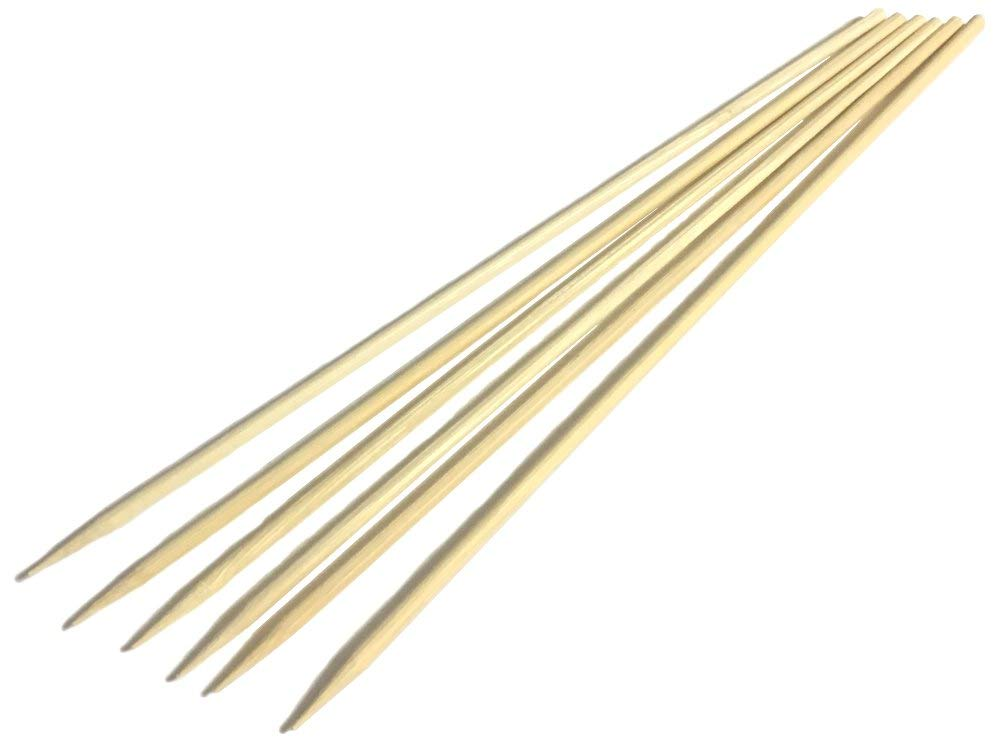 sellaviva Lot de 80 brochettes en Bambou 30 cm