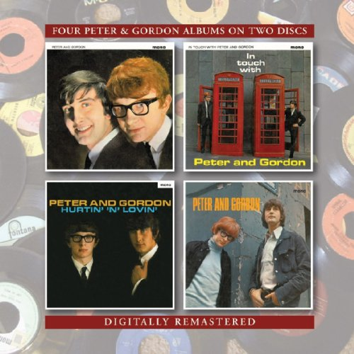 CD : Peter & Gordon - Peter & Gordon / in Touch with / Hurtin N Lovin (United Kingdom - Import)
