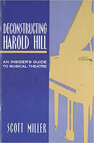 A basic guide to musical theatre titles theatre nerds.