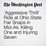 'Aggressive Thrill' Ride at Ohio State Fair Snaps in Mid-Air, Killing One and Injuring Seven | Katie Mettler,Alex Horton
