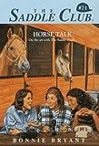 Horse Talk, Bonnie Bryant, 0553484265