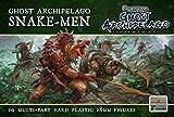 Frostgrave Ghost Archipelago Snake-Men