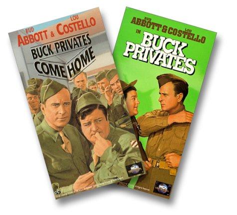 Buck Privates/Buck Privates Come Home [VHS]