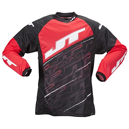 JT 2015 Tournament Jersey (Red, XXX-Large)