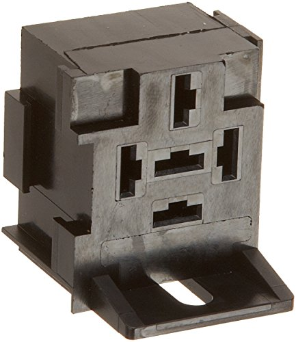 HELLA H84989011 5 Terminal Mini Relay Socket - Bracket
