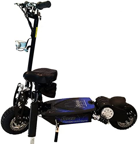 Amazon.com: Super 1300 Brushless Electric Scooter de litio ...