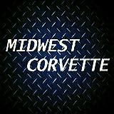 MIDWEST CORVETTE C5 Corvette Door Panel Access Plug