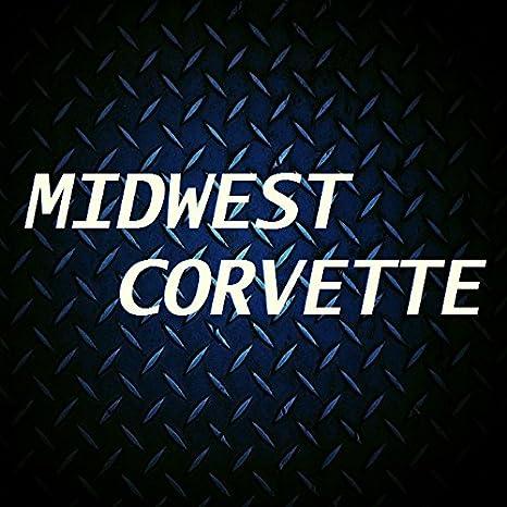 C3 Corvette Headlight Actuator Rod Seal Fixes Slow Lazy Headlight Bucket Movement Includes Two Seals Fits 68 through 82 Corvettes MIDWEST CORVETTE 25-123544-1