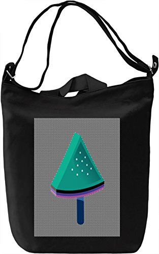 Pop Art Watermelon Borsa Giornaliera Canvas Canvas Day Bag| 100% Premium Cotton Canvas| DTG Printing|