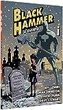 capa de Black Hammer 2: O Evento