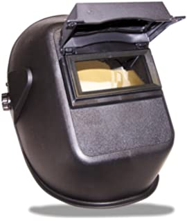 """2/"""" x 4 1//4/"""" Lift Front Retainer Sellstrom S27300 Welding Helmet Flip Front"""