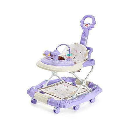 Andador para bebés WCURT, se Puede Empujar con la Mano, con ...