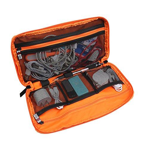 BUBM Designer Electronics Accessories Carry Case/Travel ...