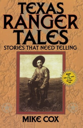 Texas Ranger Tales: Stories That Need (Rangers Collectibles)