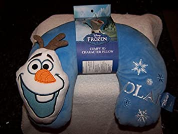 JF22019 Marvel Spiderman 3D Character Travel Neck Pillow Jay Franco and Sons Inc
