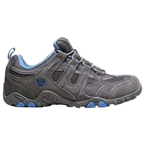 - Hi Tec Saunter Womens Walking Shoes, Grey, US9