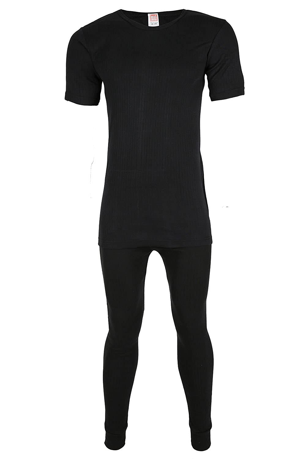 KidCo Mens Thermal Underwear Set Long Sleeve Vest /& Long John Baselayer