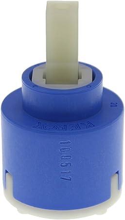 Import Allemagne Sanifri 470010813 Cartouche c/éramique Kerox 40 mm sans fond