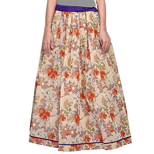coloured Skirt multi A Size Cotton 36 Breeze Export 28 Women's line Handicrfats Indian zZ6B44