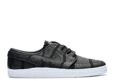 new arrival 2490b 236d8 Nike Lunar Stefan Janoski, Chaussures de Skate Homme, Multicolore-Varios  Colores (Negro