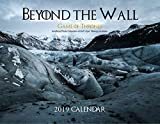 Book cover from Beyond The Wall: Unofficial Game of Thrones Real Life Filming Locations 2019 Calendar by George R.R. Martin