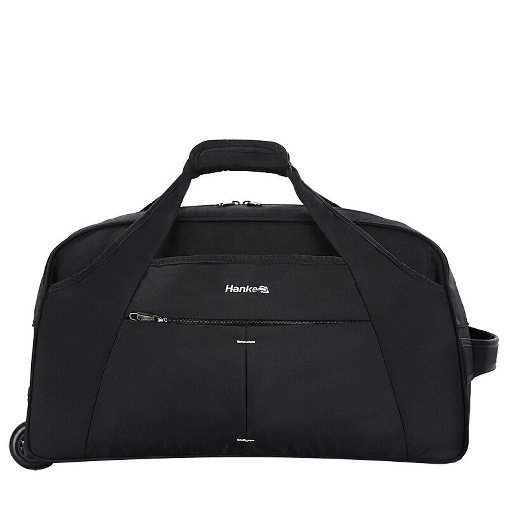 トロリーバッグ防水大容量屋外荷物袋、男性と女性のレジャー搭乗旅行バッグ20インチ B07L74YGGK