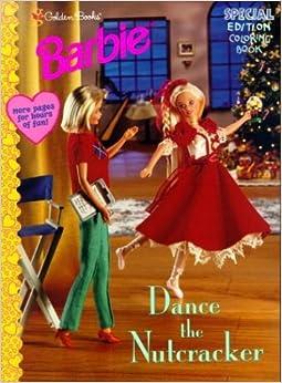 Barbie Dance the Nutcracker Coloring