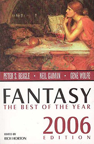 Fantasy: The Best of the Year, 2006 Edition (Fantasy: The Best of ... (Quality))