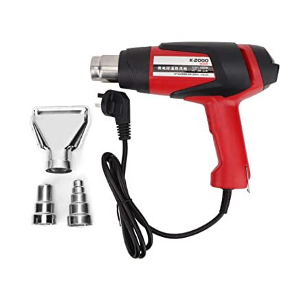 4 x Nozzles US 200W LCD Display Electronic Hot Air Heat Gun Soldering Station