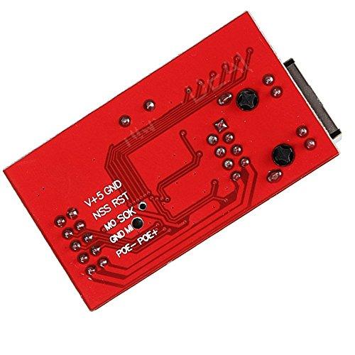 TOP Mini W5100 LAN Ethernet Shield Network Module board for Arduino UK