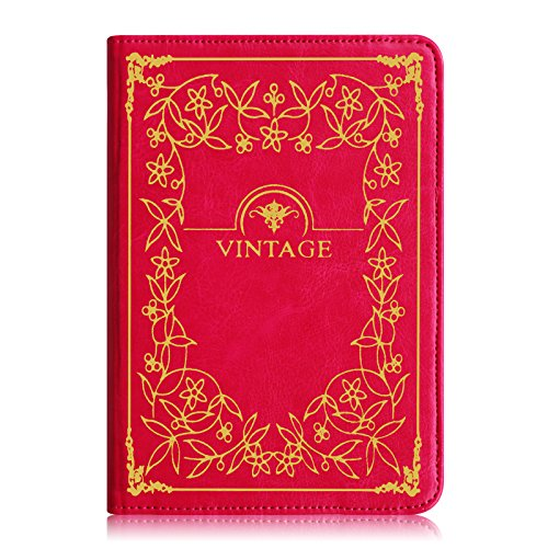 Vintage Book Cover Kindle : Upc fintie folio case for kindle paperwhite