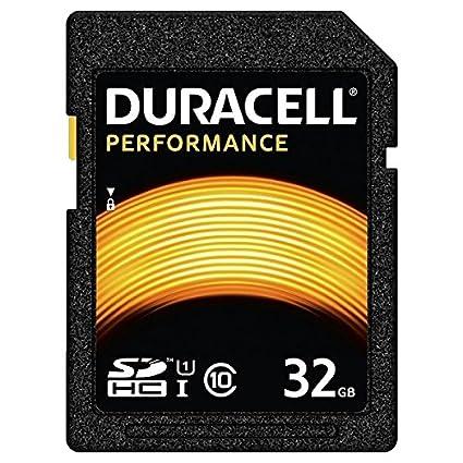 Duracell DRSD32PE Memoria Flash 32 GB SD Clase 10 UHS-I ...