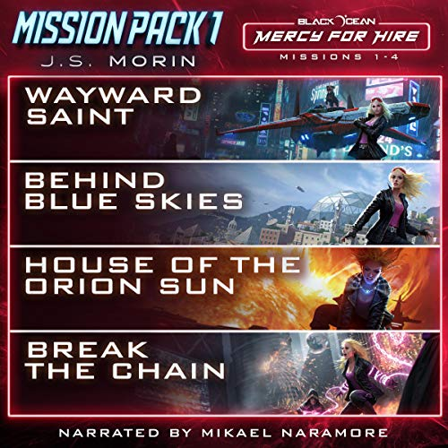 Pdf Science Fiction Mercy for Hire Mission Pack 1: Missions 1-4: Black Ocean Mission Pack, Book Five