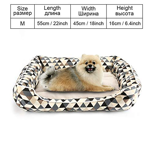 Dog Bed Sofa Pet Bed Mats for Small Medium Large Dogs Cats Kitten House for Cat Puppy Dog Beds Mat Bench Pet Kennel Pet Products,COO025-M