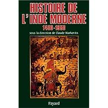 HISTOIRE DE L'INDE MODERNE (1480-1950)