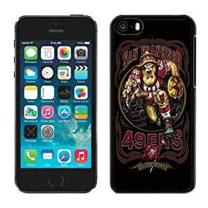 Iphone 5C Protective Skin Cover Case San Francisco 49ers 01_iPhone 5c 5th Generation Phone Case